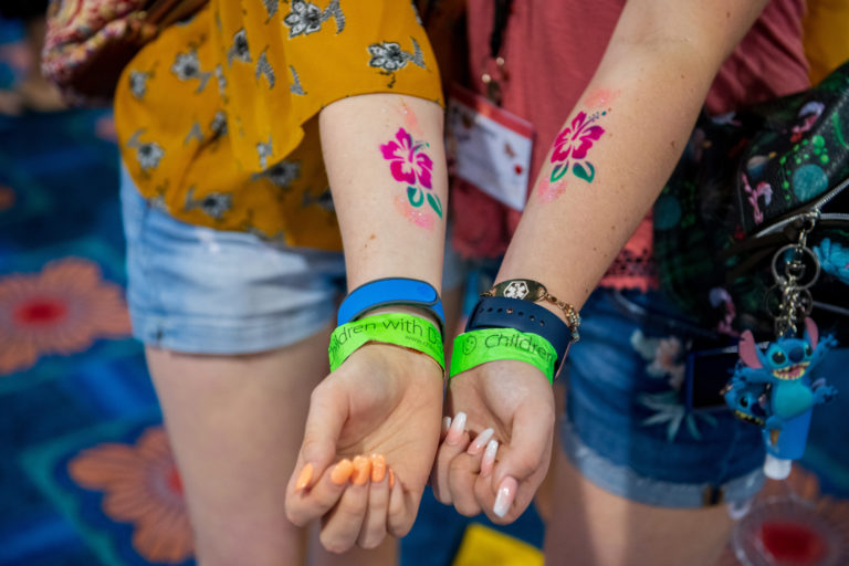 FFL orlando green bracelets