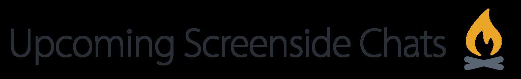 Upcoming Chats Logo with padding 2X