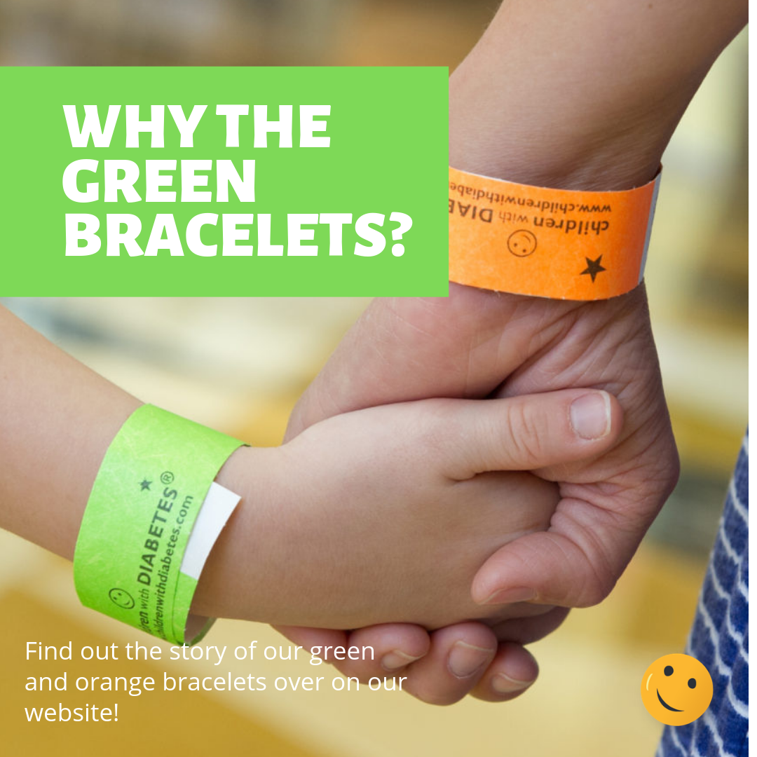 Why the green bracelets_