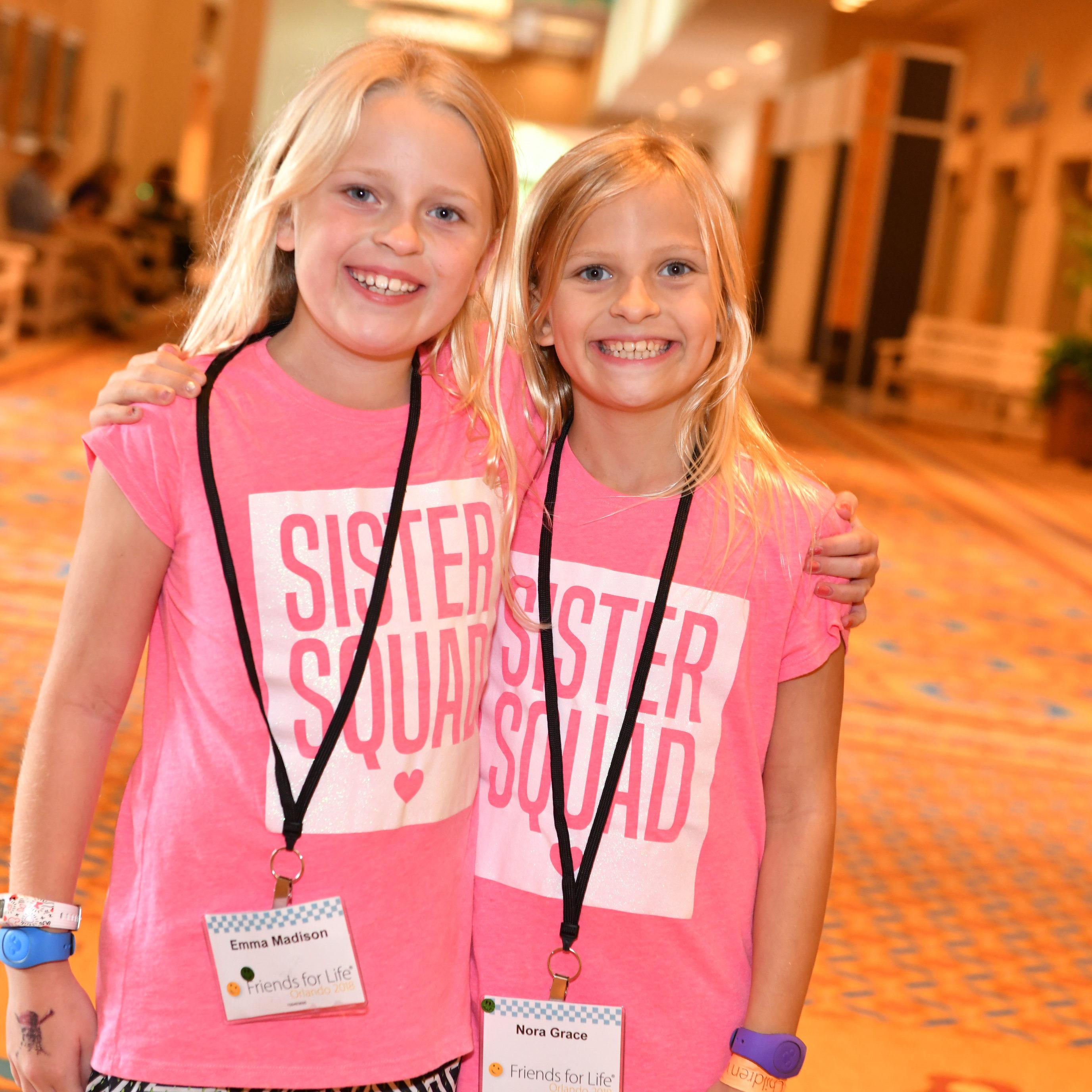 FFL Orlando 2018 sisters